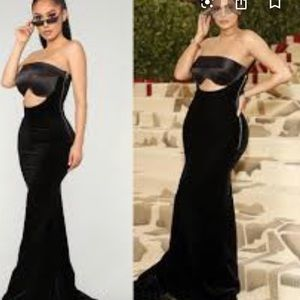 Brand New Kylie Gala Gown